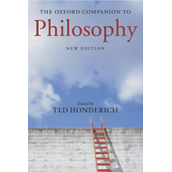 Oxford Companion to Philosophy (BOK)