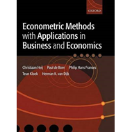 Econometric Methods with Applications in Business and Econom (BOK)