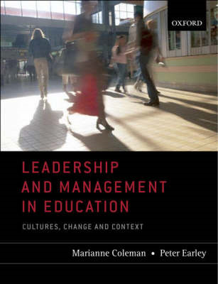 Leadership and Management in Education (BOK)
