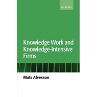 Knowledge Work and Knowledge-intensive Firms (BOK)