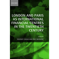 London and Paris as International Financial Centres in the T (BOK)