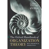Oxford Handbook of Organization Theory (BOK)