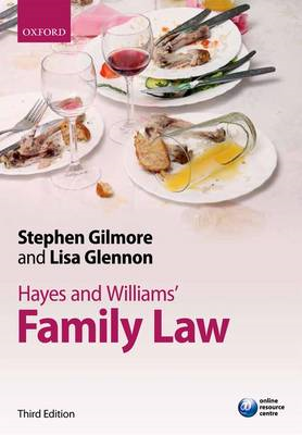 Hayes and Williams' Family Law: Principles, Policy, and Practice (BOK)