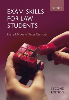 Exam Skills for Law Students (BOK)