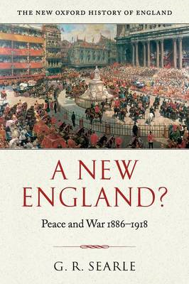 A New England?: Peace and War 1886-1918 (BOK)