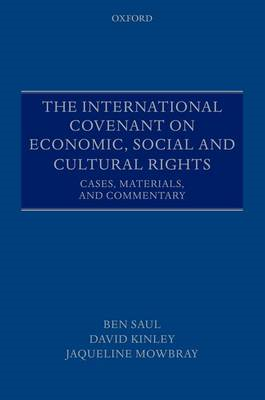 The International Covenant on Civil and Political Rights: Cases, Materials, and Commentary (BOK)