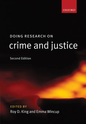 Doing Research on Crime and Justice (BOK)