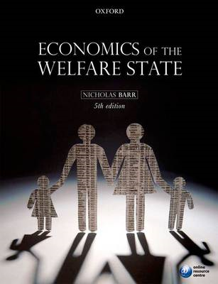 Economics of the Welfare State (BOK)