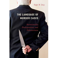Language of Murder Cases (BOK)