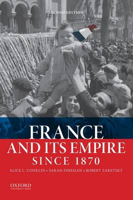 France and Its Empire Since 1870 (BOK)