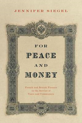 For Peace and Money (BOK)