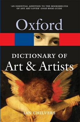Oxford Dictionary of Art and Artists (BOK)