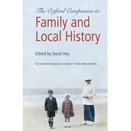 Oxford Companion to Family and Local History (BOK)