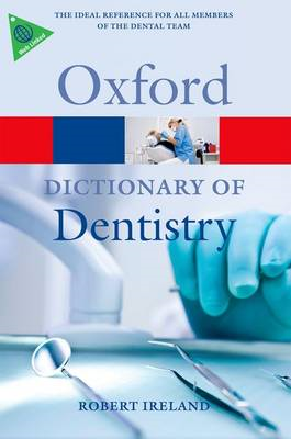 Dictionary of Dentistry (BOK)