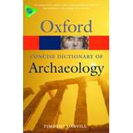 Concise Oxford Dictionary of Archaeology (BOK)