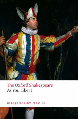 As You Like It: The Oxford Shakespeare (BOK)