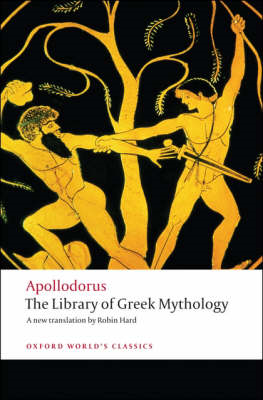 Library of Greek Mythology (BOK)