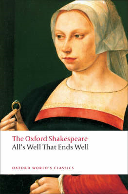 All's Well that Ends Well: The Oxford Shakespeare (BOK)