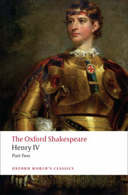 Henry IV, Part 2: The Oxford Shakespeare (BOK)