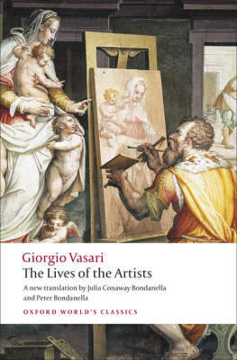 Lives of the Artists (BOK)
