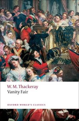 Vanity Fair: A Novel without a Hero (BOK)