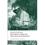 Three Men in a Boat and Three Men on the Bummel (BOK)