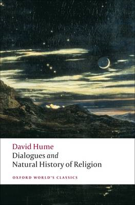 Dialogues Concerning Natural Religion, and The Natural Histo (BOK)
