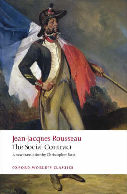 Discourse on Political Economy and The Social Contract (BOK)