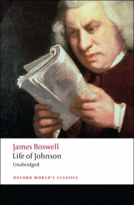 Life of Johnson (BOK)
