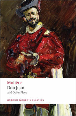 Don Juan and Other Plays (BOK)