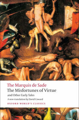 Misfortunes of Virtue and Other Early Tales (BOK)