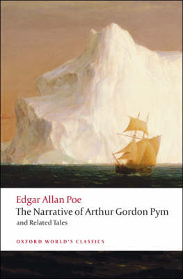 Narrative of Arthur Gordon Pym of Nantucket and Related Tale (BOK)