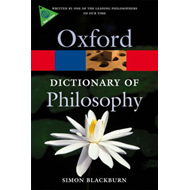 Oxford Dictionary of Philosophy (BOK)