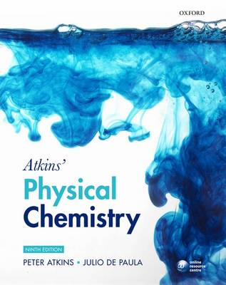 Atkins' Physical Chemistry (BOK)