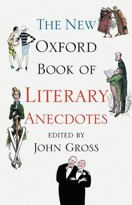The New Oxford Book of Literary Anecdotes (BOK)