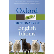 Oxford Dictionary of English Idioms (BOK)