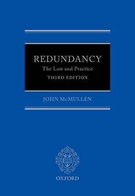 Redundancy: the Law and Practice (BOK)