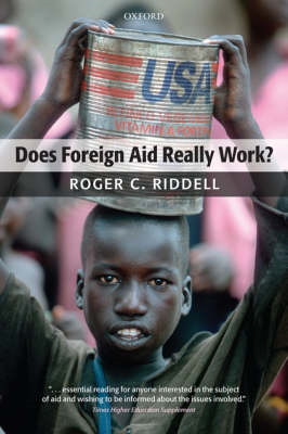 Does Foreign Aid Really Work? (BOK)