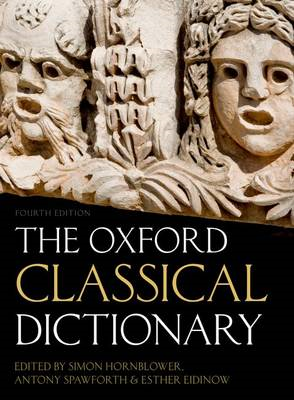 The Oxford Classical Dictionary (BOK)