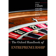 Oxford Handbook of Entrepreneurship (BOK)