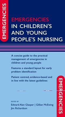 Emergencies in Children's and Young People's Nursing (BOK)