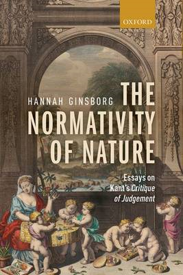 Normativity of Nature (BOK)