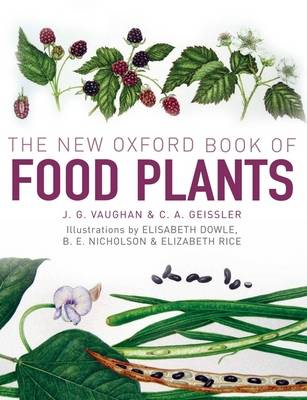 New Oxford Book of Food Plants (BOK)