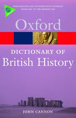 Dictionary of British History (BOK)