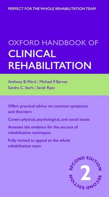 Oxford Handbook of Clinical Rehabilitation (BOK)