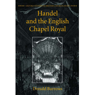 Handel and the English Chapel Royal (BOK)