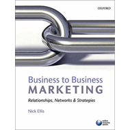 Business to Business Marketing (BOK)
