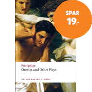 Produktbilde for Orestes and Other Plays (BOK)