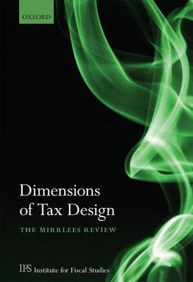 Dimensions of Tax Design: The Mirrlees Review (BOK)