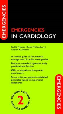 Emergencies in Cardiology (BOK)